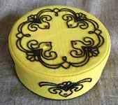 тюбетейка бисерная модель 2